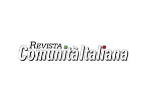 Logo da Revista Comunità Italiana