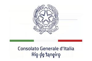 Logo do Consolato Generale d'Italia Rio de Janeiro